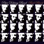 CD-cover: Peter Dolving Band – Bad Blood