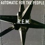CD-cover: R.E.M. – Automatic for the People