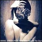 CD-cover: Manic Street Preachers – Gold Against the Soul