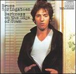 CD-cover: Bruce Springsteen – Darkness on the Edge of Town