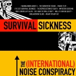 CD-cover: The (International) Noise Conspiracy – Survival Sickness