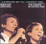 CD-cover: Simon and Garfunkel – The Concert in Central Park