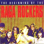 CD-cover: Raga Rockers – The Beginning of the Raga Rockers