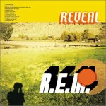 CD-cover: R.E.M. – Reveal