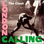 CD-cover: The Clash – London Calling