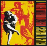 CD-cover: Guns N' Roses – Use Your Illusion I