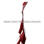CD-cover: Manic Street Preachers – Lifeblood