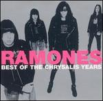 CD-cover: The Ramones – Best of the Chrysalis Years
