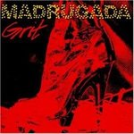 CD-cover: Madrugada – Grit