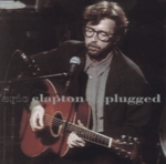 CD-cover: Eric Clapton – Unplugged