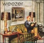 CD-cover: Weezer – Maladroit