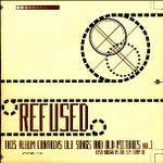 CD-cover: Refused – The EP Compilation