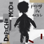 CD-cover: Depeche Mode – Playing the Angel