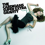 CD-cover: The Cardigans – Super Extra Gravity