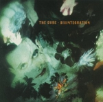 CD-cover: The Cure – Disintegration