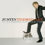 CD-cover: Justin Timberlake – FutureSex/LoveSounds