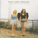 CD-cover: Manic Street Preachers – Send Away the Tigers