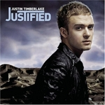 CD-cover: Justin Timberlake – Justified