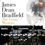 CD-cover: James Dean Bradfield – The Great Western