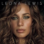 CD-cover: Leona Lewis – Spirit