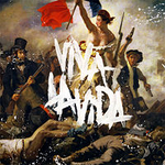 CD-cover: Coldplay – Viva la Vida or Death and All His Friends
