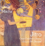 CD-cover: Jítro – Ilja Hurník