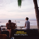 CD-cover: Kings of Convenience – Declaration of Dependence