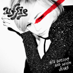 CD-cover: Uffie – Sex Dreams and Denim Jeans