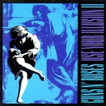 CD-cover: Guns N' Roses – Use Your Illusion II