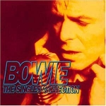 CD-cover: David Bowie – The Singles Collection