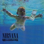 CD-cover: Nirvana – Nevermind