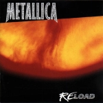 CD-cover: Metallica – ReLoad