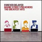 CD-cover: Manic Street Preachers – Forever Delayed: The Greatest Hits