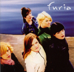 CD-cover: Furia – ... And Then We Married the World
