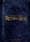 Cover: The Lord of the Rings: The Return of the King (Special Extended DVD Edition)
